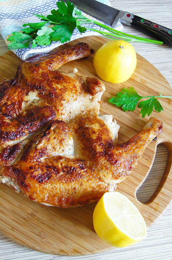 Цыпленок табака рецепт