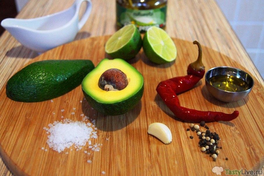 Гуакамоле оринальный рецепт