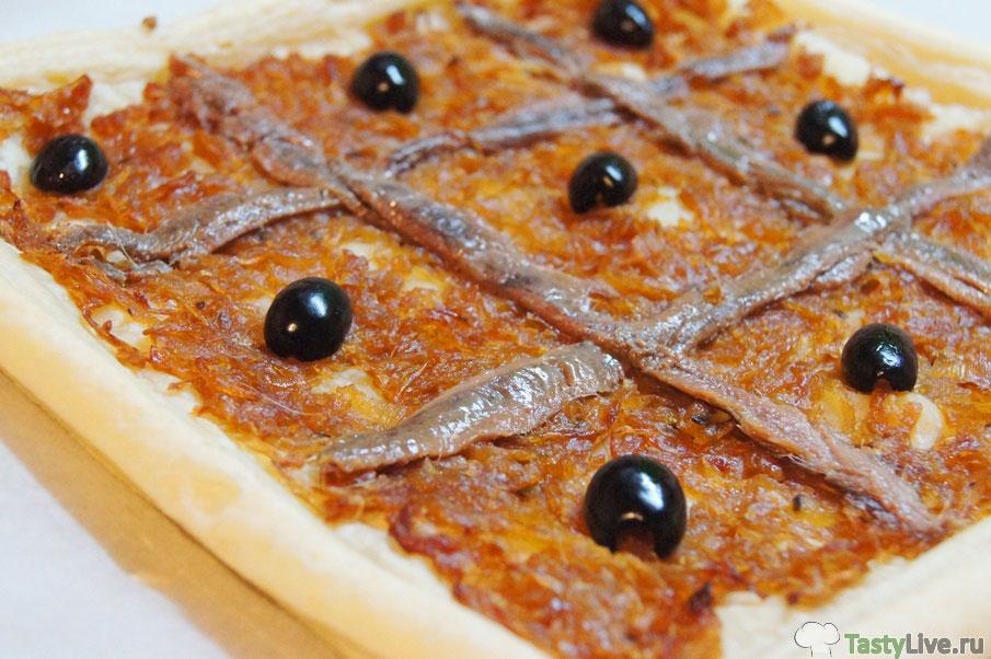 Французская пицца