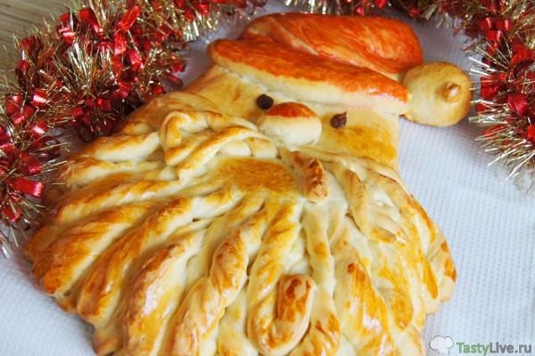 Дед Мороз рецепт