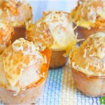 Маффины с сыром рецепт