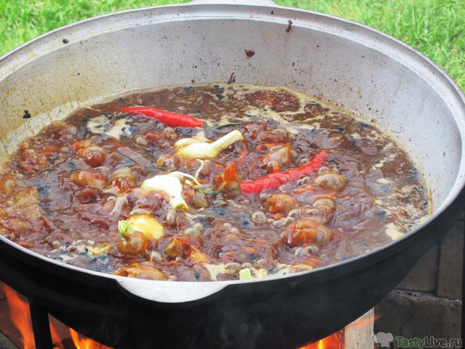 Плов из баранины пошаговый рецепт с фото узбекский