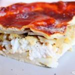 Рыбный пирог с сомом