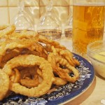 Луковые кольца рецепт