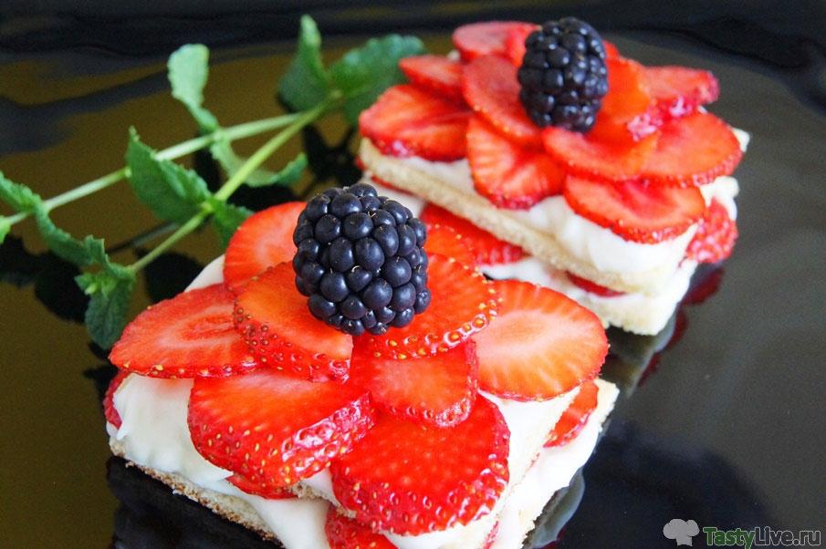 экзотические пирожные рецепт с фото-хв7
