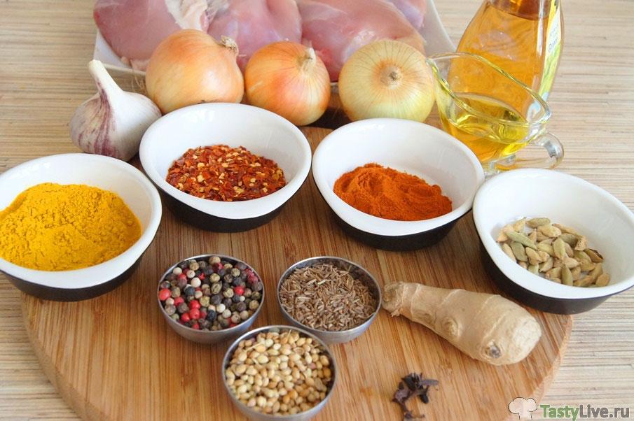 Фото рецепт виндалу
