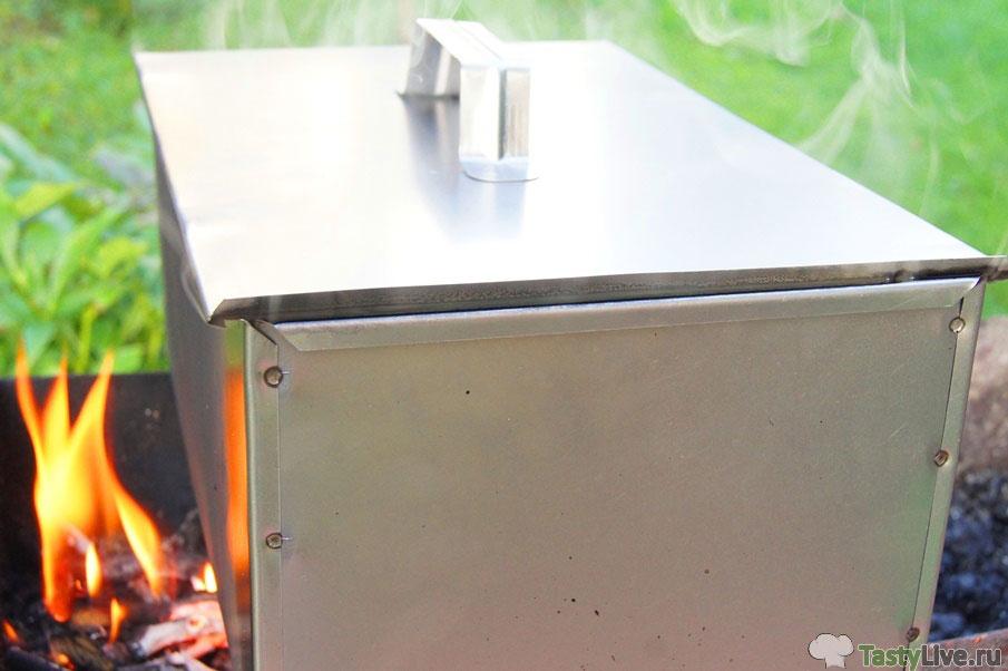 рецепт скумбрии горячего копчения