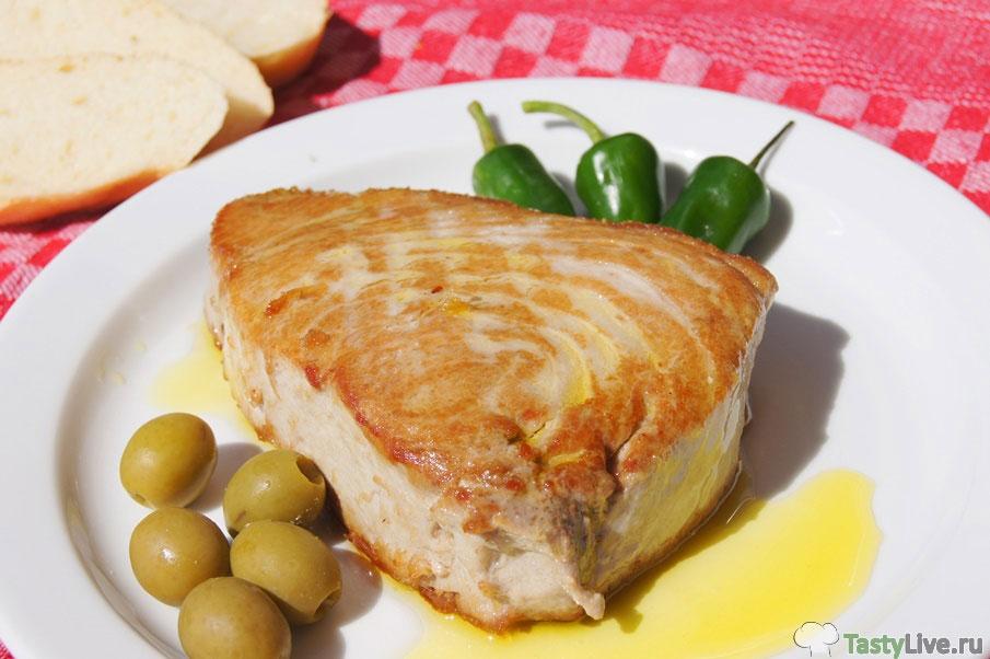 вкусные рецепты приготовления тунца