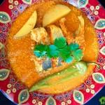 Рыба карри