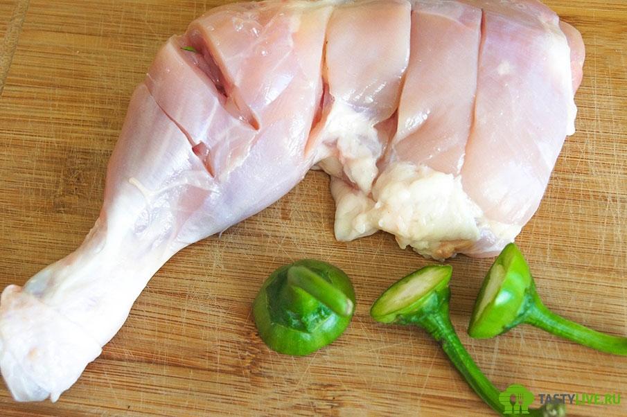 Цыпленок Кафриал (Cafreal)