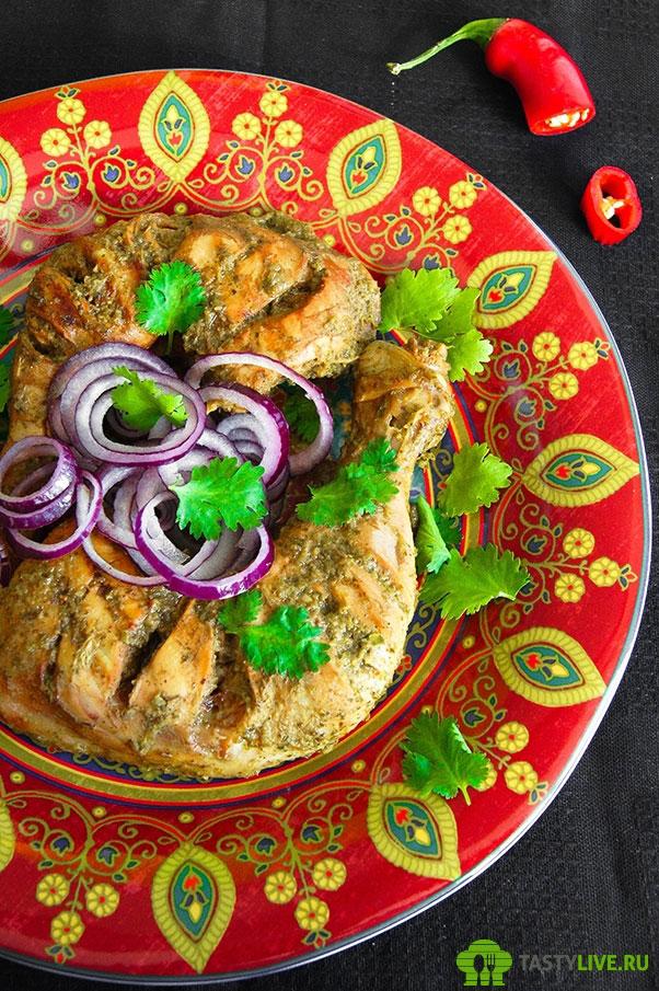 Цыпленок Кафриал рецепт