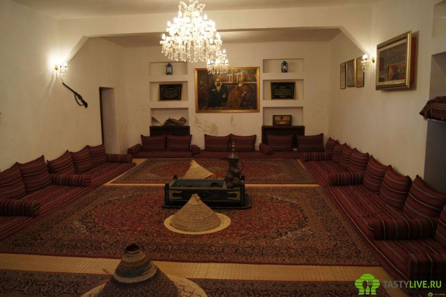дом шейха Заеда