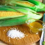 Кукуруза запеченная