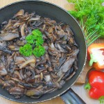 Печеночный гриб